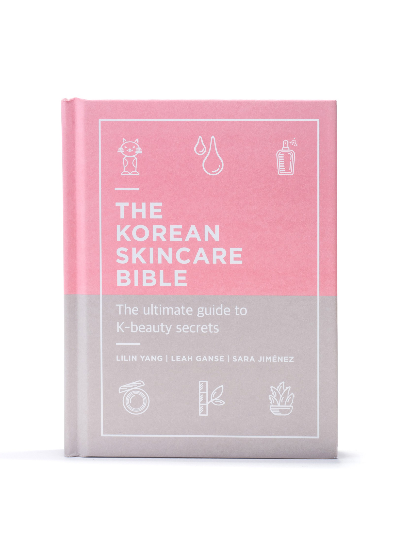 "Book: ""THE KOREAN SKINCARE BIBLE"" (English version)"