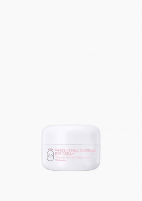 WHITE IN MILK CAPSULE EYE CREAM