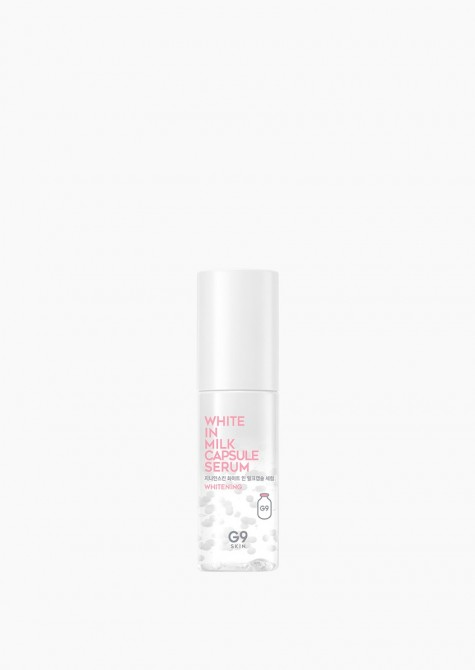 WHITE IN MILK CAPSULE SERUM